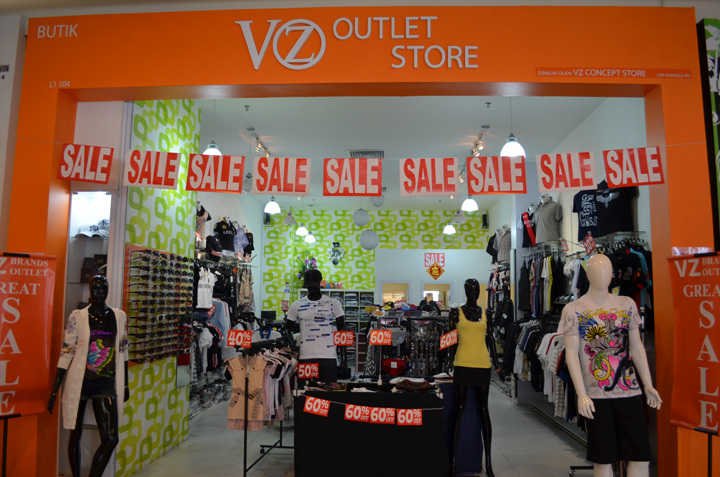VZ Outlet Store