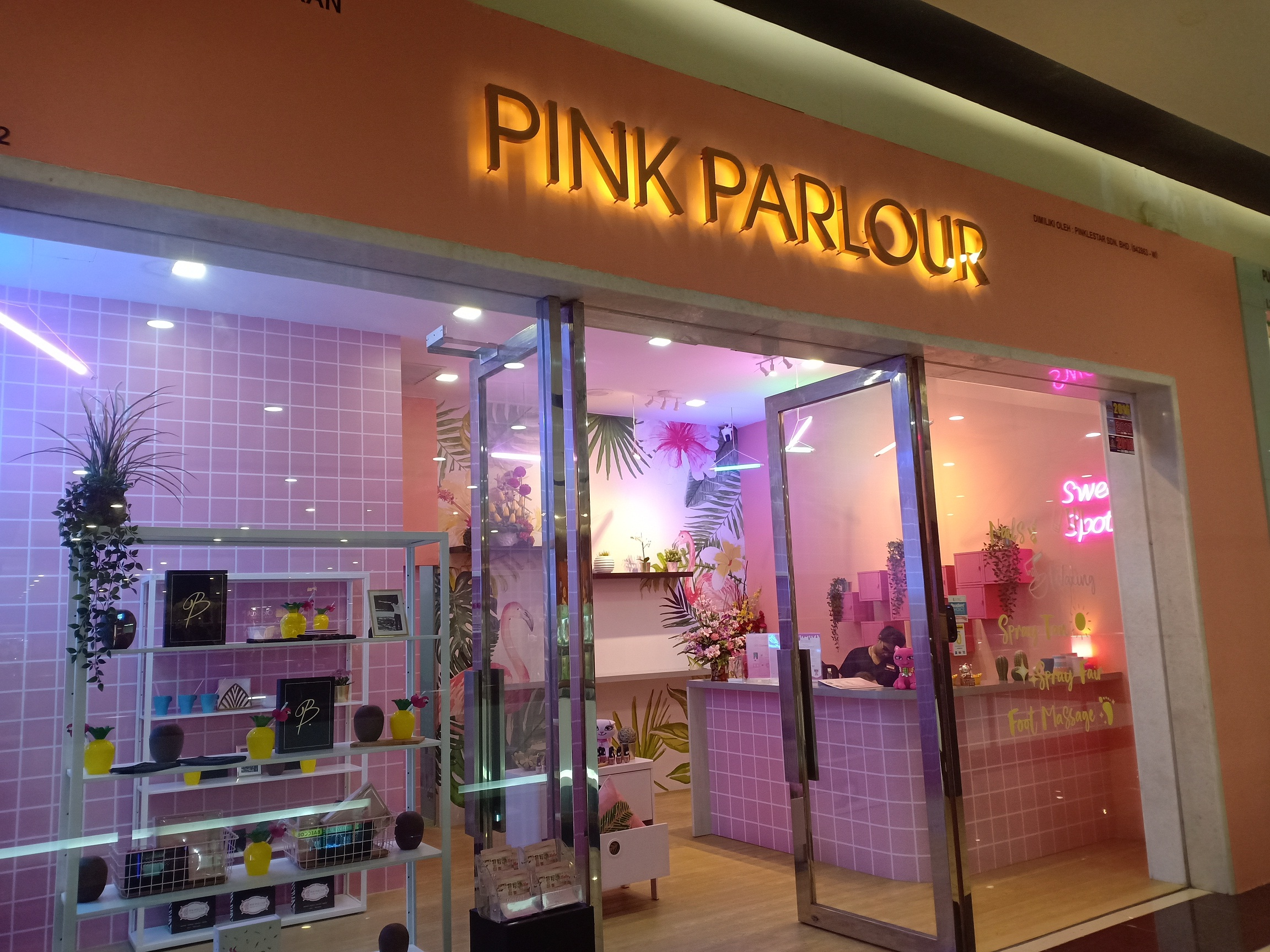 Pink Parlour