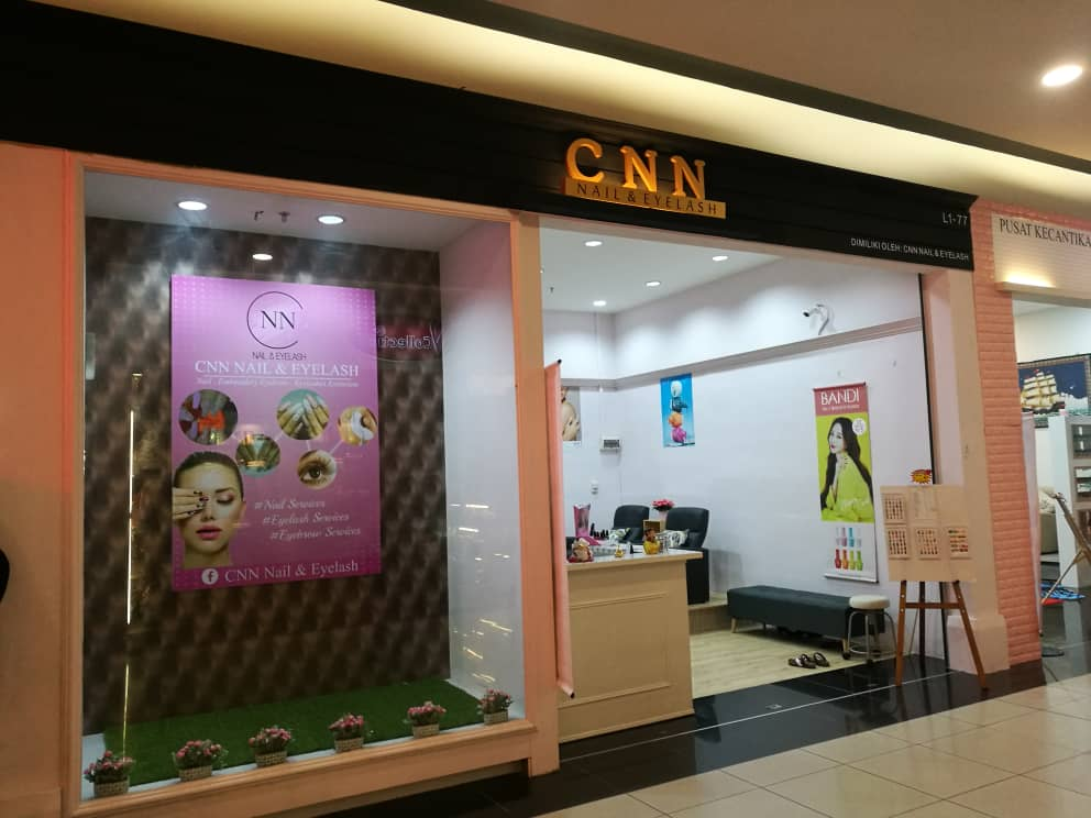 cNN NAIL & EYELASHES